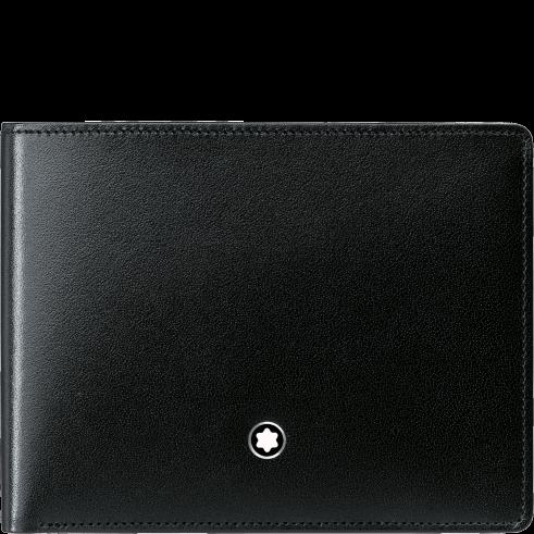 Montblanc portafogli Meisterstuck 14548 - Gioielleria Casavola Noci - Vera pelle di vitello color nero