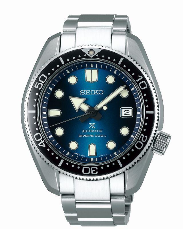 Seiko Prospex Diver SPB083J1 - Orologio uomo acciacio subacqueo edizione speciale - Casavola Noci