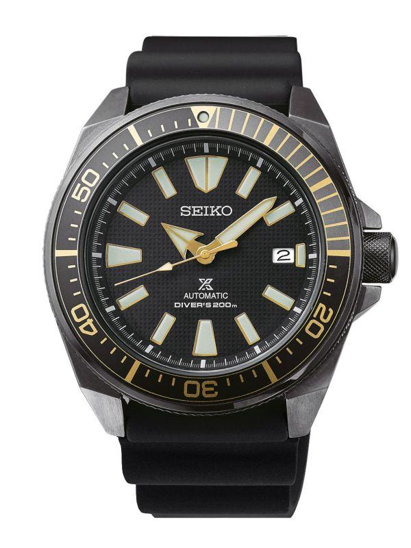 Seiko Prospex Diver SRPB55K1 - Orologio uomo acciaio brunito - Casavola Noci