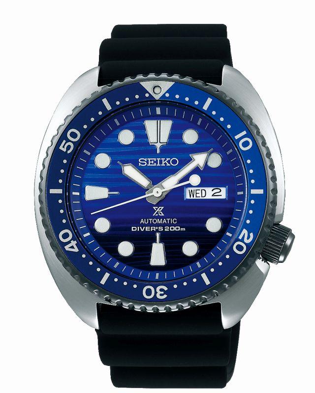 Seiko Prospex Diver SRPC91K1 - Orologio subacqueo Save the Ocean automatico - Casavola Noci