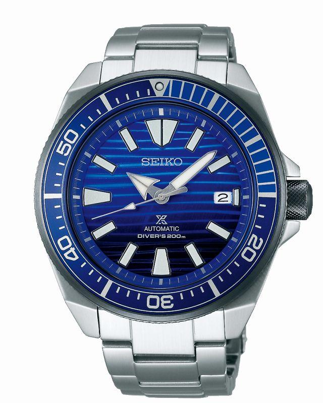 Seiko Prospex Diver SRPC93K1 - Orologio uomo acciaio save the ocean - Casavola Noci