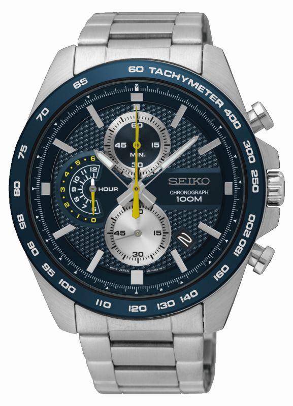 Seiko Sport cronografo SSB259P1 - Orologio sportivo uomo - Casavola Noci