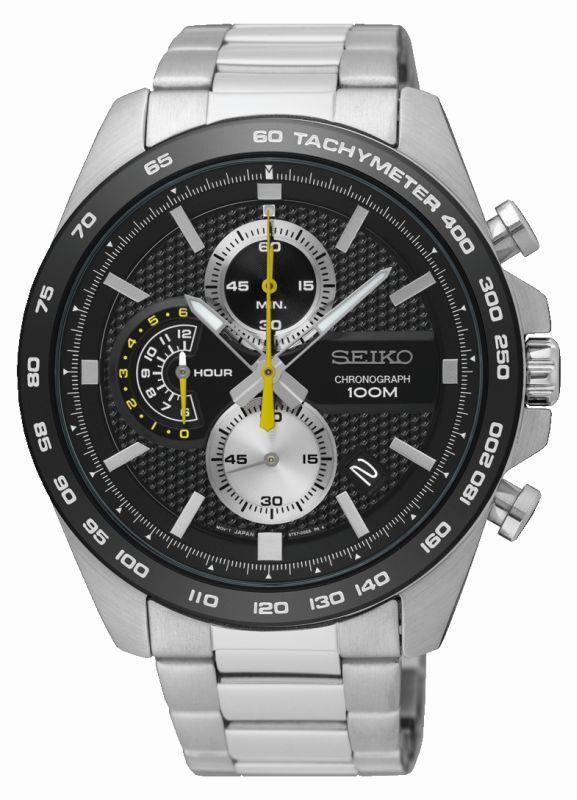 Seiko Sport cronografo SSB261P1 - Orologio uomo sportivo - Casavola Noci
