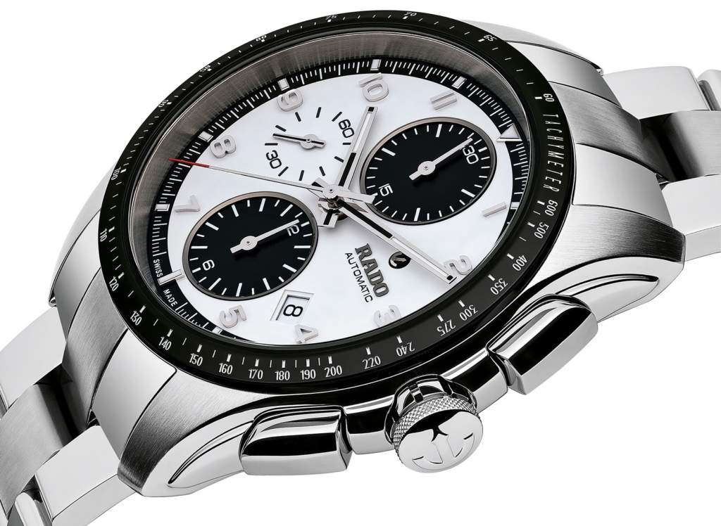 Rado Hyperchrome Automatic R32042103 - Cronografo uomo automatico panda - Casavola Noci