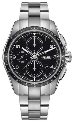Rado Hyperchrome Automatic R32042153 - Cronografo uomo acciaio elegante svizzero - main - Casavola Noci