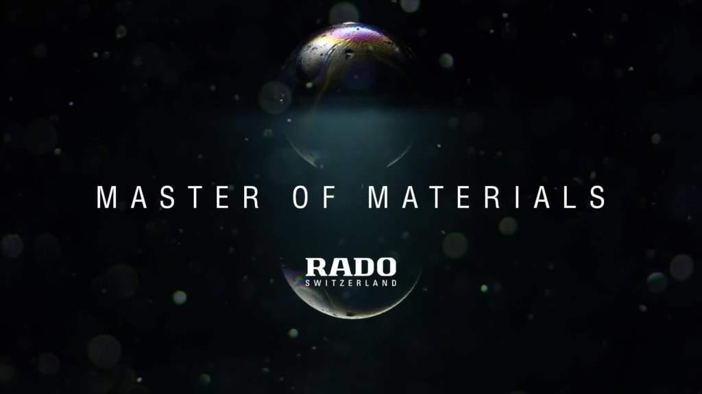 Rado Masters of Materials - Promo Materiali - Gioielleria Casavola Noci