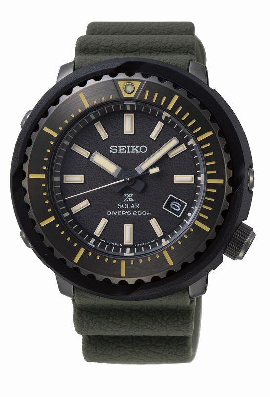 Seiko Prospex Diver SNE543P1 - Orologio uomo solare subacqueo tuna - Casavola - Gioiellieri dal 1882 - Noci