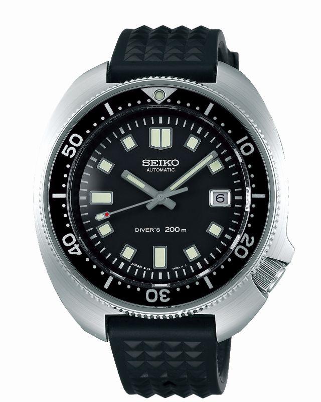 Seiko Prospex SLA033J1 - Orologio Automatico Acciaio Uomo Edizione Limitata - Casavola Noci