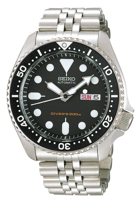 Seiko Sport diver SKX007K2 - Orologio uomo automatico acciaio subacqueo - Casavola Noci