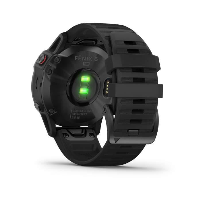 Garmin Fenix 6 Pro - Smartwatch GPS Multifunzione - cardio polso pulsossimetro - Gioielleria Casavola Noci