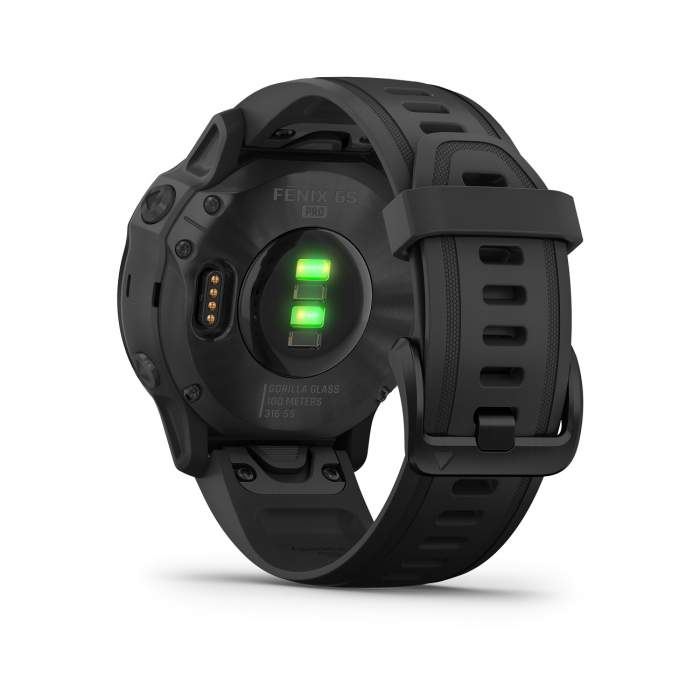 Garmin Fenix 6S Pro - Smartwatch GPS Multifunzione - cardio polso pulsossimetro - Gioielleria Casavola Noci