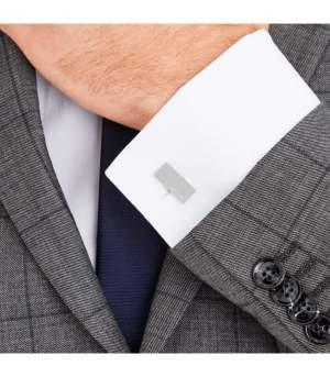 Gemelli camicia Montblanc 114760 - indossato polsino - Casavola - Gioiellieri dal 1882 - Noci