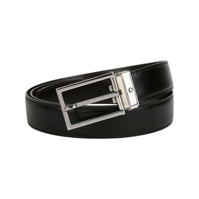 Montblanc cintura elegante 113273 reversibile - Casavola - Gioiellieri dal 1882 - Noci