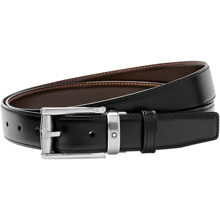 Montblanc cintura elegante reversibile 114427 - Casavola - Gioiellieri dal 1882 - Noci