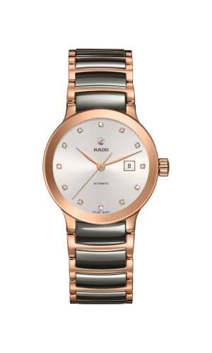 Rado Centrix Diamonds R30183762 - Orologio automatico donna piccolo - Casavola - Gioiellieri dal 1882 - Noci
