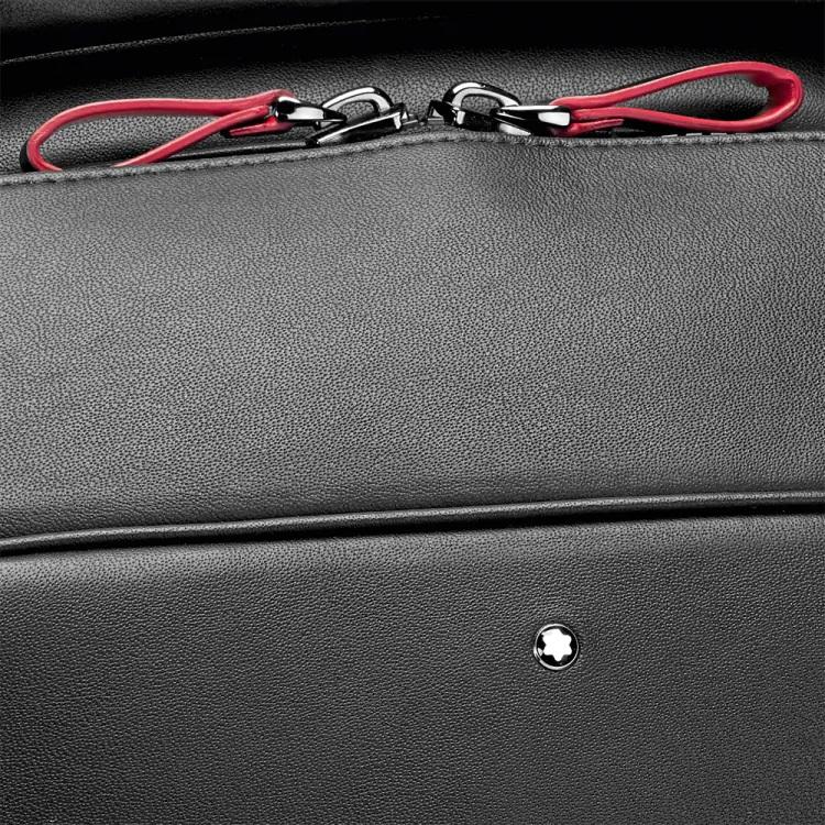 Montblanc Zaino Urban Racing Spirit 118708 - Gioielleria Casavola Noci - idea regalo uomo importante - dettaglio