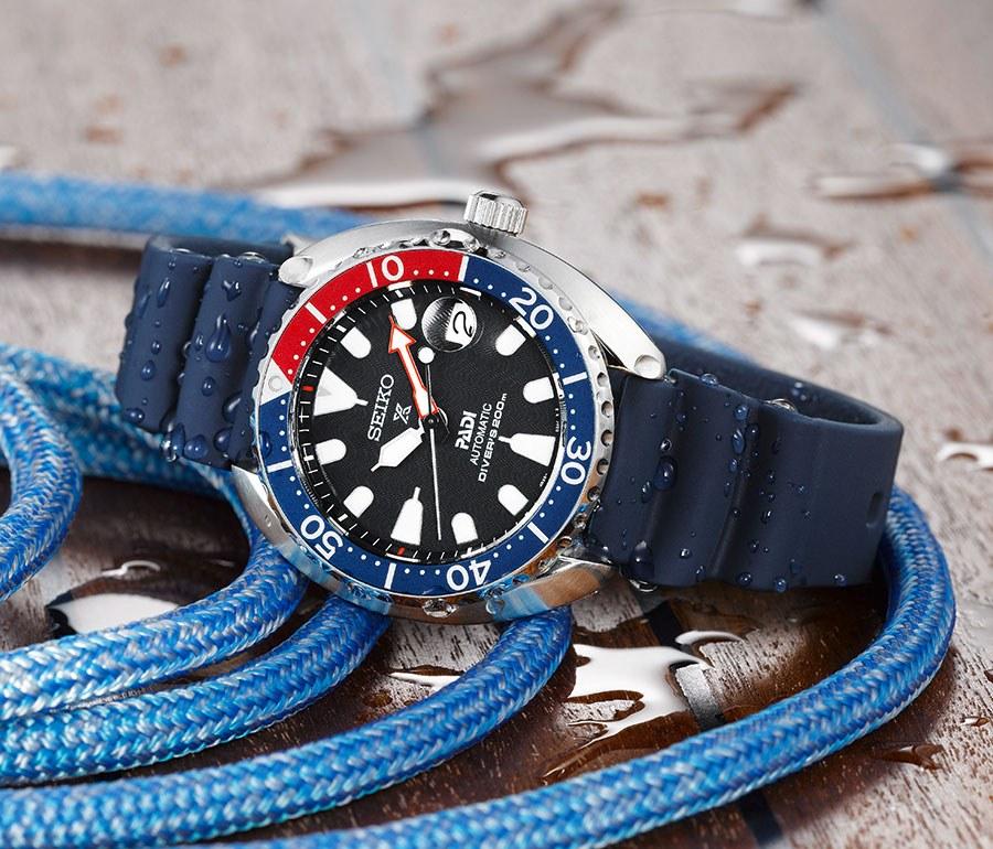 Seiko Prospex PADI SRPC41K Orologio automatico subacqueo - Gioielleria Casavola Noci - promo
