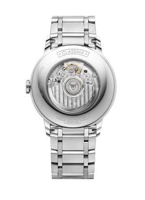 Baume et Mercier Classima M0A10483 - Orologio GMT - Gioielleria Casavola Noci - back - idea regalo uomo