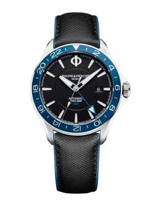 Baume et Mercier Clifton Club M0A10486 - Orologio uomo automatico GMT - Gioielleria Casavola Noci - main
