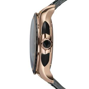 Emporio Armani Swiss Made ARS9109 - Gioielleria Casavola Noci - Cronografo uomo svizzero acciaio - corona - idea regalo