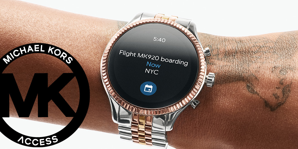 Michael Kors Access 2019 - Smartwatch Fashion Android Wear - Gioielleria Casavola Noci - idea regalo per lei