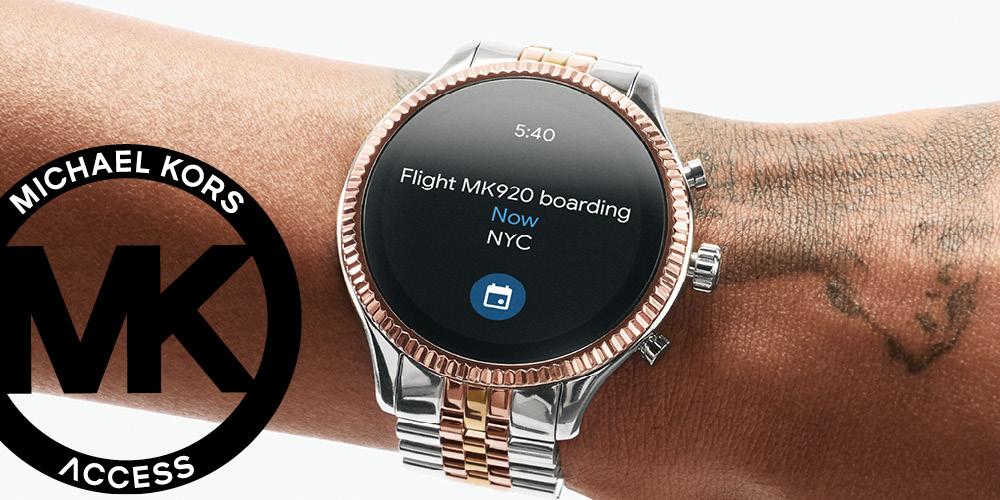 Michael Kors Access 2019 - Smartwatch Fashion Android Wear - Gioielleria Casavola Noci - idea regalo per lei