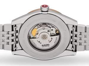 Rado Golden Horse R33100103 -orologio automatico uomo - Gioielleria Casavola Noci - fondello