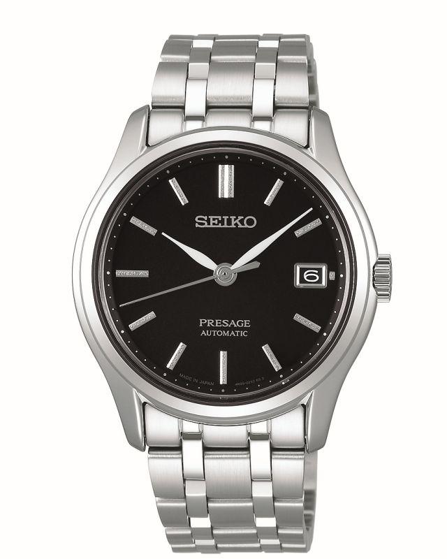 Seiko Presage Automatic SRPD99J1 - Gioielleria Casavola Noci - orologio acciaio uomo - main
