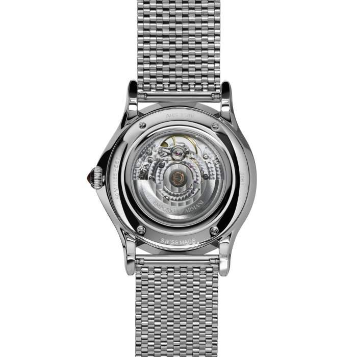 Emporio Armani Swiss Made ARS3500 - orologio automatico svizzero uomo - Casavola Noci - fondello