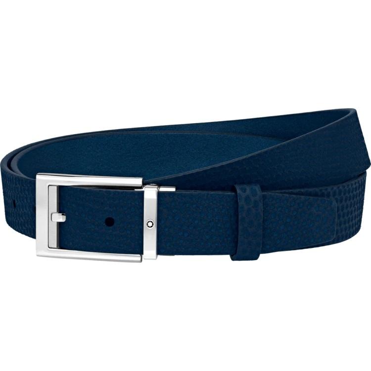 Montblanc cintura elegante 123914 - Idea regalo uomo - pelletteria - Gioielleria Casavola Noci