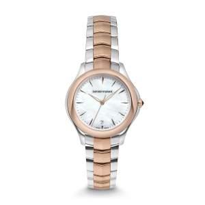 Emporio Armani Swiss Made ARS8503 - orologio acciaio donne idea regalo compleanno - Gioielleria Casavola Noci - main