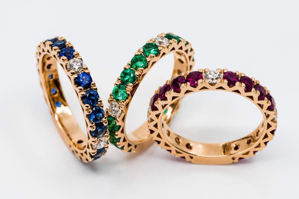 Girodito Anelli Collezione Infinity - Gioielleria Casavola Noci - Idea regalo fidanzamento