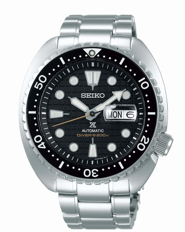 Seiko King Turtle SRPE03K1 - orologio automatico uomo acciaio - Gioielleria Casavola Noci