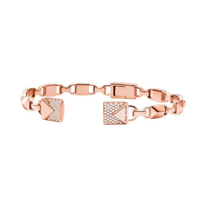 Michael Kors bracciale MKC1009AN791 - idea regalo donne fidanzata moglie - Gioielleria Casavola Noci - front