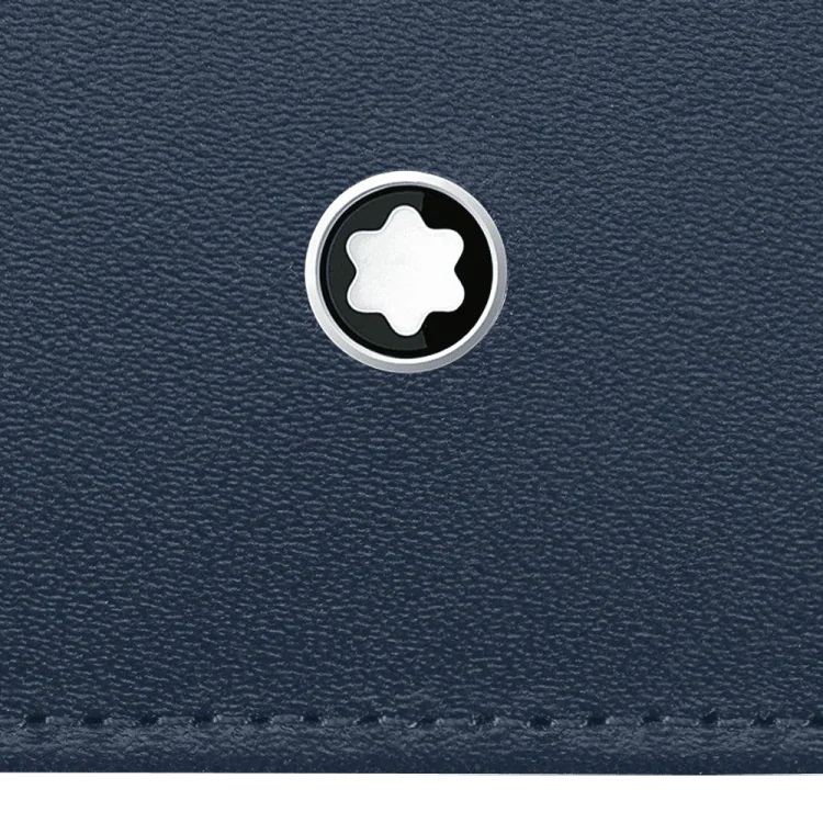 Montblanc custodia Meisterstuck 114557 - Gioielleria Casavola Noci - idea regalo business uomo elegante - dettaglio
