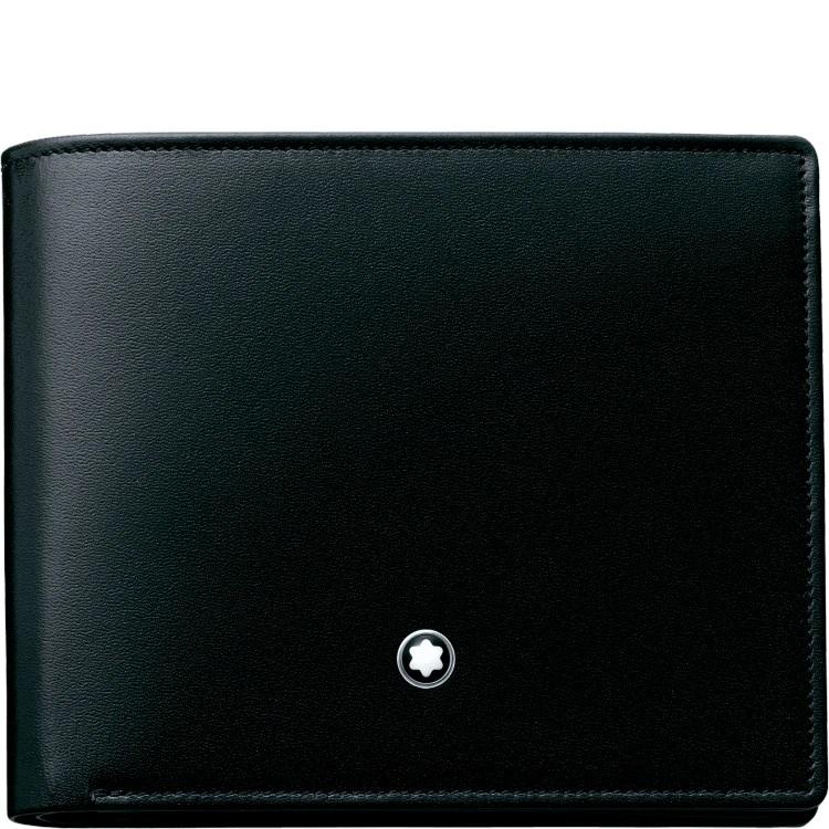 Montblanc portafogli Meisterstuck 103384 - Gioielleria Casavola Noci - idea regalo uomo business elegante - main