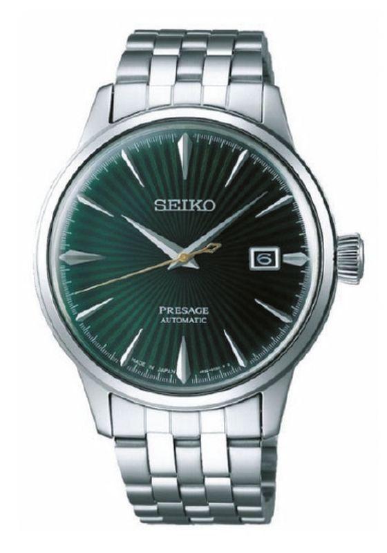Seiko Presage Automatic SRPE15J1 - Gioielleria Casavola Noci - idea regalo uomo orologio - main