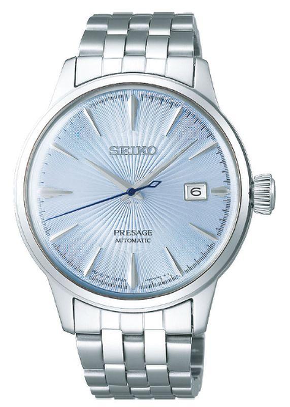 Seiko Presage Automatic SRPE19J1 - Gioielleria Casavola Noci - orologio uomo elegante acciaio - main