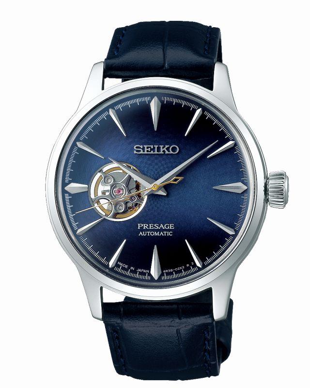 Seiko Presage Automatic SSA405J1 - orologio uomo classico da collezione - Gioielleria Casavola Noci