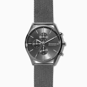 Skagen orologio uomo SKW6608 - cronografo uomo acciaio - Gioielleria Casavola Noci - main