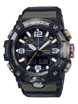 Casio G-Shock Mudmaster GG-B100-1A3ER - Gioielleria Casavola Noci - orologio militare tattico da professionisti