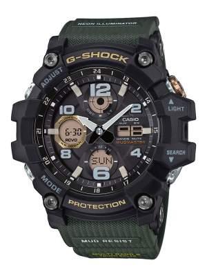 Casio G-Shock Mudmaster GWG-100-1A3ER - Gioielleria Casavola Noci - orologio militare tattico da professionisti