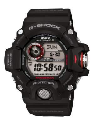 Casio G-Shock Rangeman GW-9400-1ER - Gioielleria Casavola Noci - miglior orologio per escursionismo