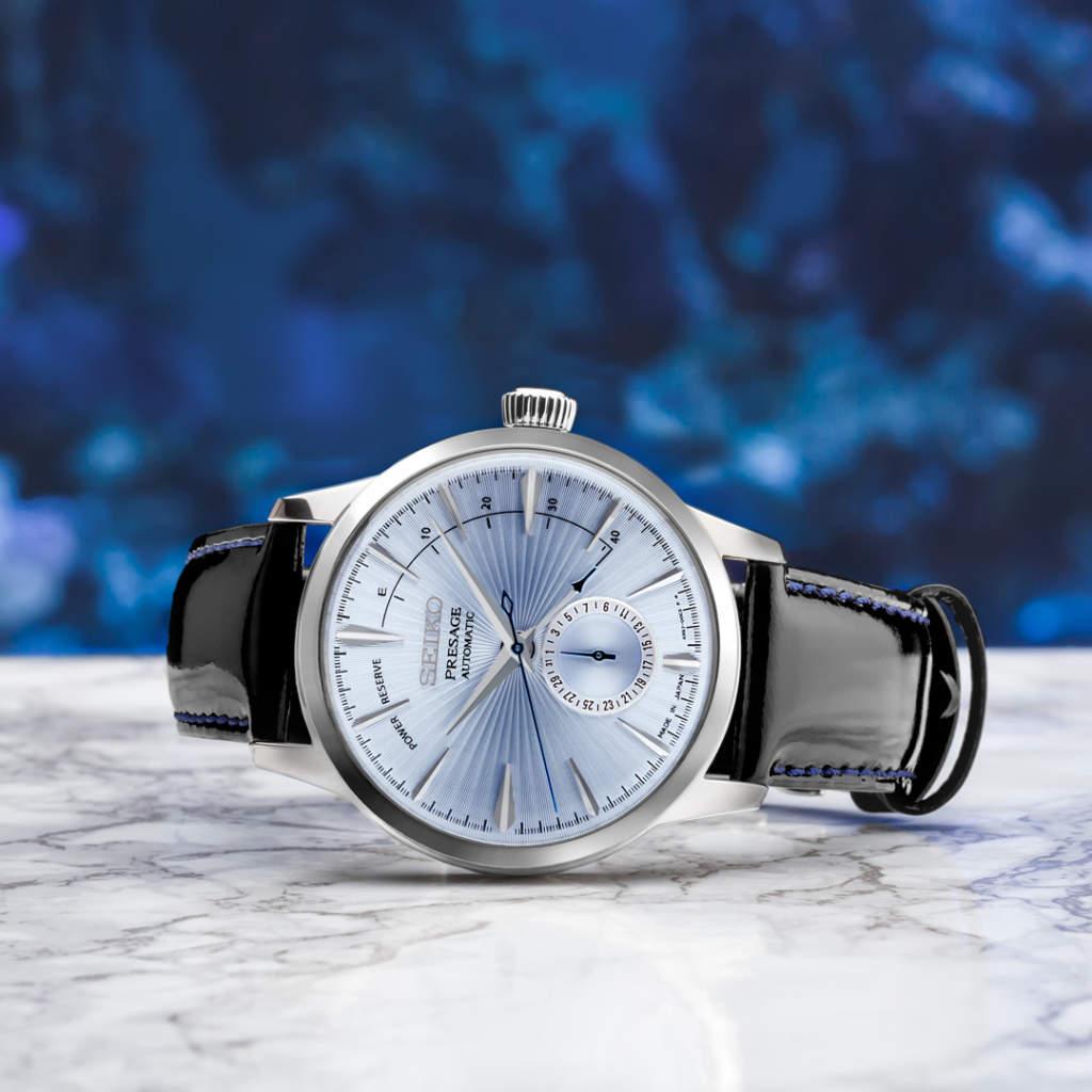 Seiko Presage Automatic SSA343J1 - orologio uomo classico elegante - Gioielleria Casavola Noci