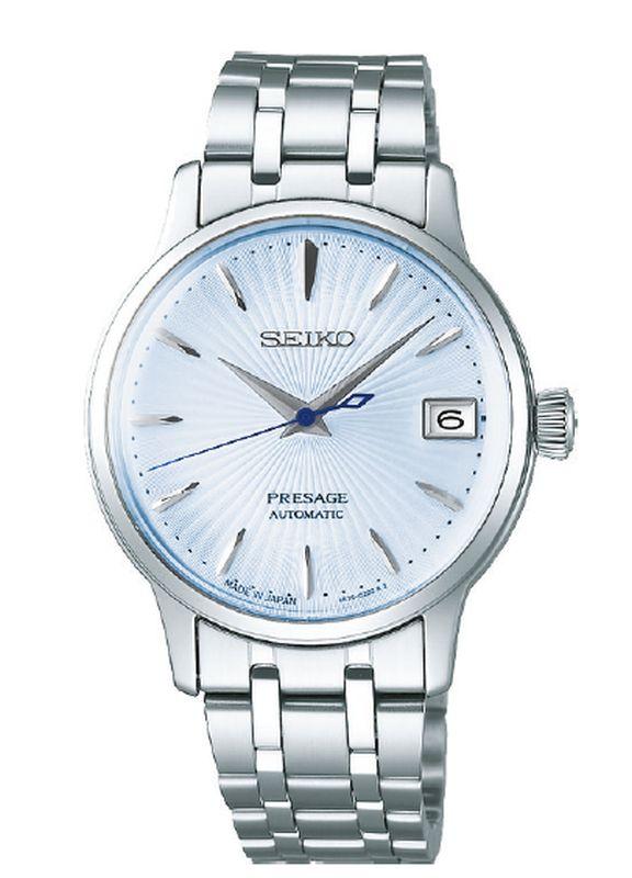 Seiko Presage donna SRP841J1 - orologio automatico acciaio - Gioielleria Casavola Noci