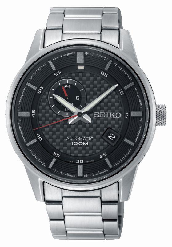 Seiko Sport automatic SSA381K1 - orologio uomo acciaio - Gioielleria Casavola Noci