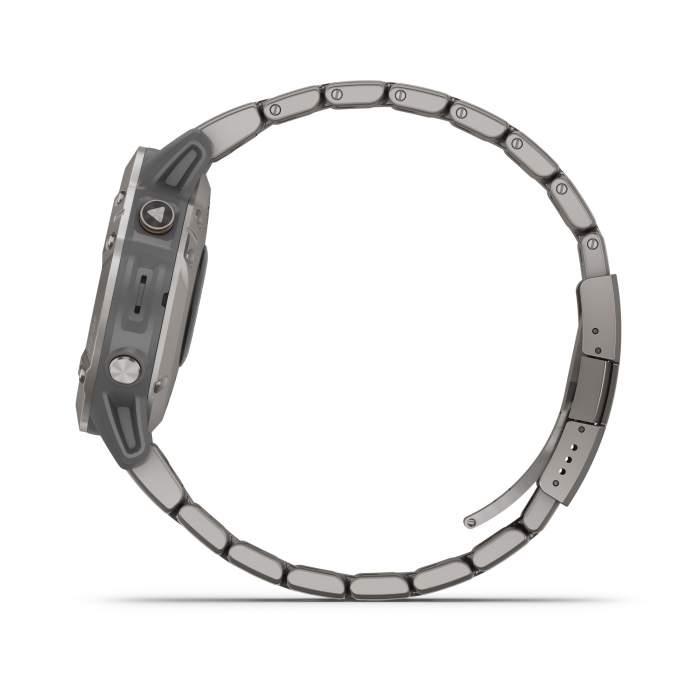 Garmin Fenix 6 Pro Titanium Sapphire 47 mm - Gioielleria Casavola Noci - pulsanti