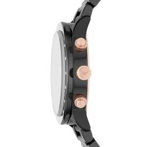 Emporio Armani Orologi AR70002 uomo cronografo ceramica | Gioielleria Casavola Noci | corona
