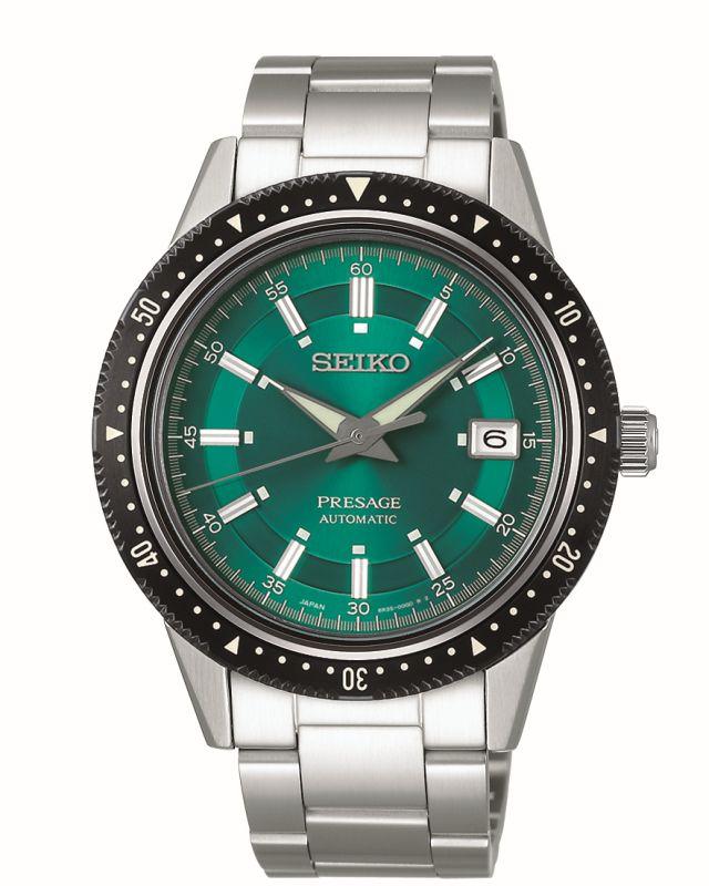 Seiko Presage SPB129J1 Limited Edition   Prestige Line   Gioielleria Casavola Noci   orologio da collezione   main