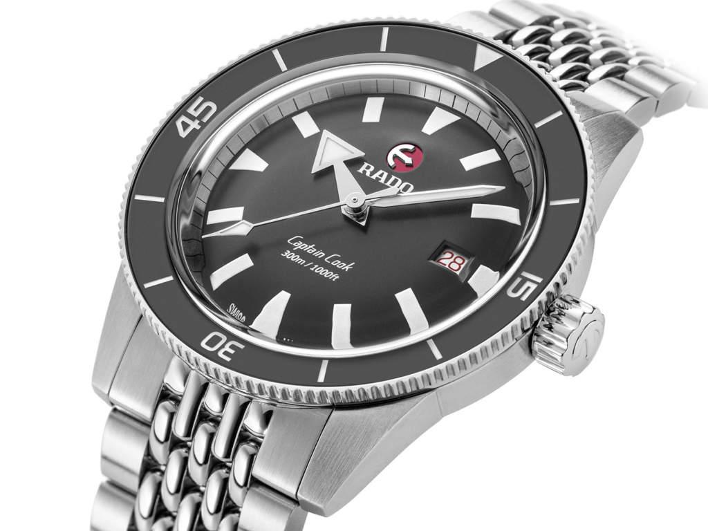 Rado Captain Cook R32105103 orologio subacqueo automatico uomo limited edition - Gioielleria Casavola Noci - mainsize